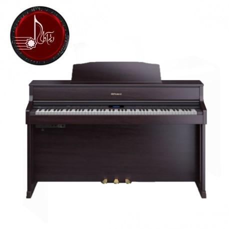پیانوی دیجیتال رولند مدل HP605-RW