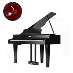 Digital Grand Piano Roland GP607 BK