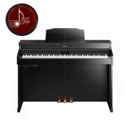 خرید اینتترنتی پیانو- پیانوی دیجیتال رولند مدل HP603-BK