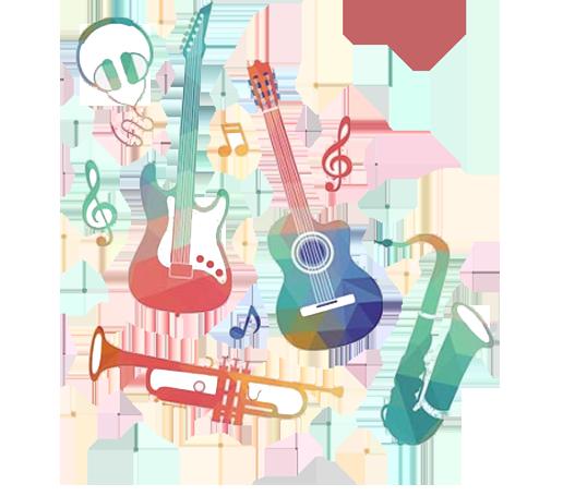 فروش آلات موسیقی